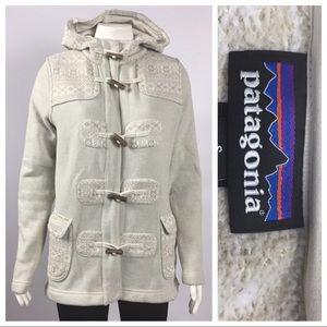 PATAGONIA Better Sweater Icelandic Toggle Coat Sm